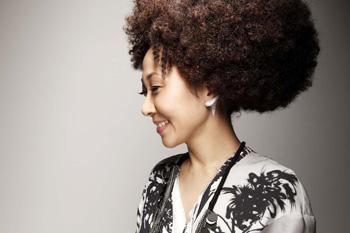 MISIAのターバンなし髪型画像,ドレッドヘア,コーンロウ,ブレイズ