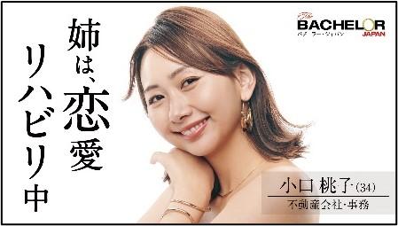 小口桃子の顔画像