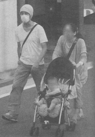 堤真一と子供の画像,娘,長女と嫁