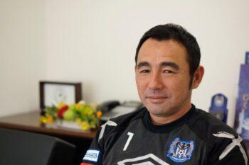 長谷川健太の顔画像